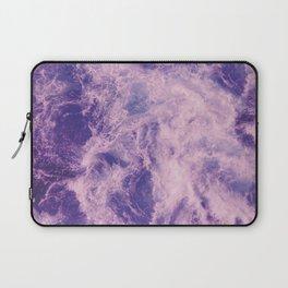 Violet Sea Laptop Sleeve