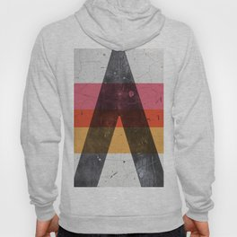 A minimal graphic design artwork Hoody