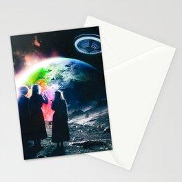 vert eternal atake Stationery Cards