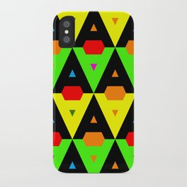 Letter A for Andrea iPhone Case