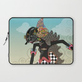 Wayang or shadow puppets Laptop Sleeve