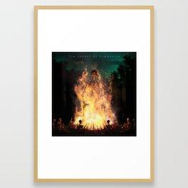 The Aspect of Community Framed Art Print