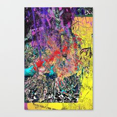 krypteia Canvas Print