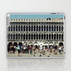 Piazza San Marco Laptop & iPad Skin