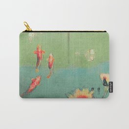 Koi Dreams Carry-All Pouch