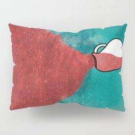 Red Tide Pillow Sham