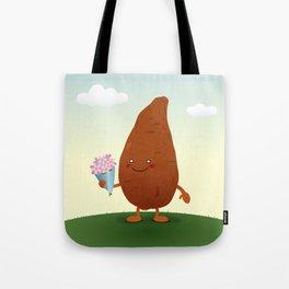 Sweet Potato Tote Bag