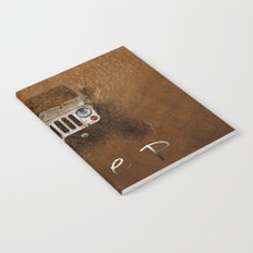 Jeep Abstract Notebook