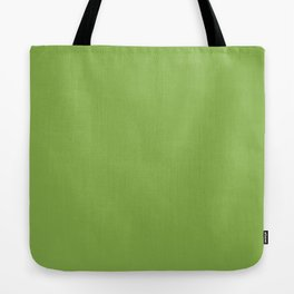 Green Apple - Solid Color Collection Tote Bag