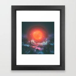 ZYGOTE.7 (everyday 12.17.16) Framed Art Print