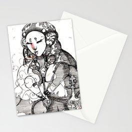 Blowing Smoke Stationery Cards