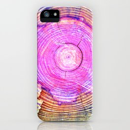 Living Rings iPhone Case