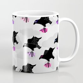 Flying Pig Squad Coffee Mug
