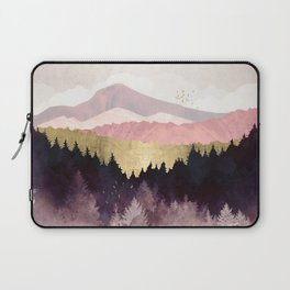 Plum Forest Laptop Sleeve