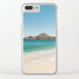 Cabo San Lucas III Clear iPhone Case