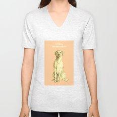 Labradorable Unisex V-Neck