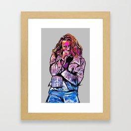 Corduroy Framed Art Print
