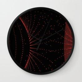 Solar Flare Wall Clock