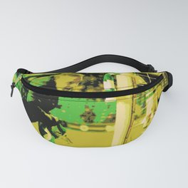 Guard Those Posts From Tatty Types Fanny Pack