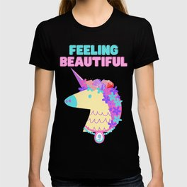 Feeling Beautiful by Bella T-shirt
