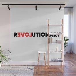Revolutionary Wall Mural