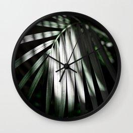 Palm No. 1 Wall Clock