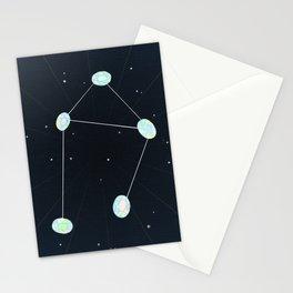 Libra + October Opal Stationery Cards