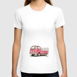 red rider T-shirt