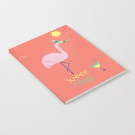 Corail Flamingo Notebook
