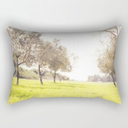 Olive trees heaven - Israel Rectangular Pillow