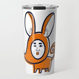 One-Punch Man Travel Mug