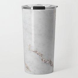 Glitter Marble Dream #1 #decor #art #society6 Travel Mug