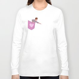 Pocket Louis Long Sleeve T-shirt