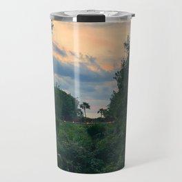 Lost playa Travel Mug