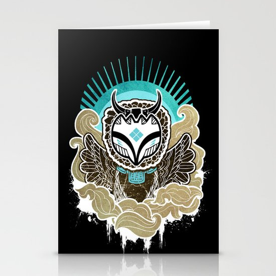 Sky Lord Stationery Cards