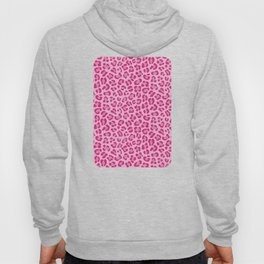 Leopard - Lilac and Pink Hoody
