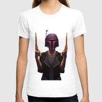 boba T-shirts featuring Boba by Yewot