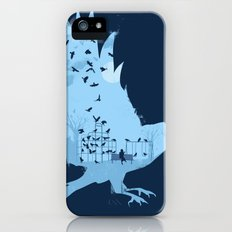 Crows on the Playground Slim Case iPhone (5, 5s)