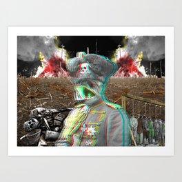 AcolytesOvInsanity - representative 2 Art Print