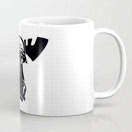 War Moose Coffee Mug