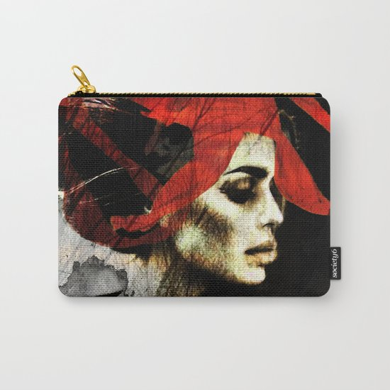 portrait of a dream Carry-All Pouch