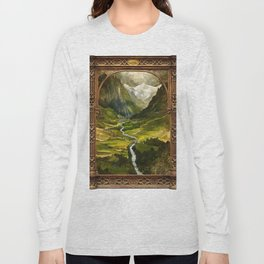 Hidden Valley Long Sleeve T-shirt