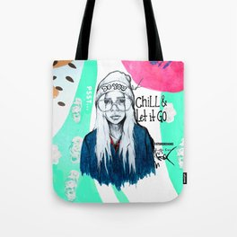 #STUKGIRL PHOENIX Tote Bag