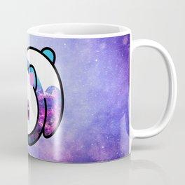 Kawaii Galactic Mighty Panda Coffee Mug