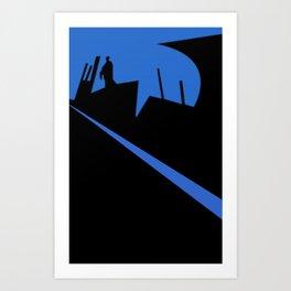 Dr. Caligari 2 Art Print