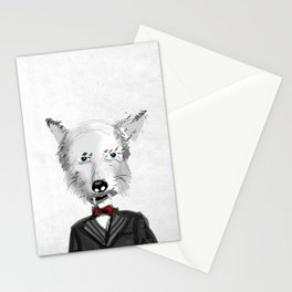 My name is not Harry Haller Stationery Cards