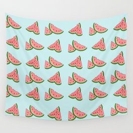 What a melon Wall Tapestry