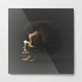 20160424 | HAIRY STUFFS Metal Print