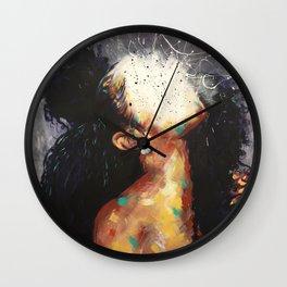 Naturally XVI Wall Clock