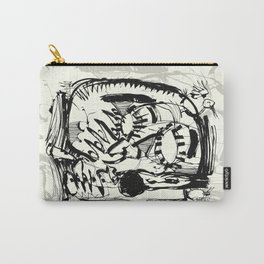 The Scholar Carry-All Pouch
